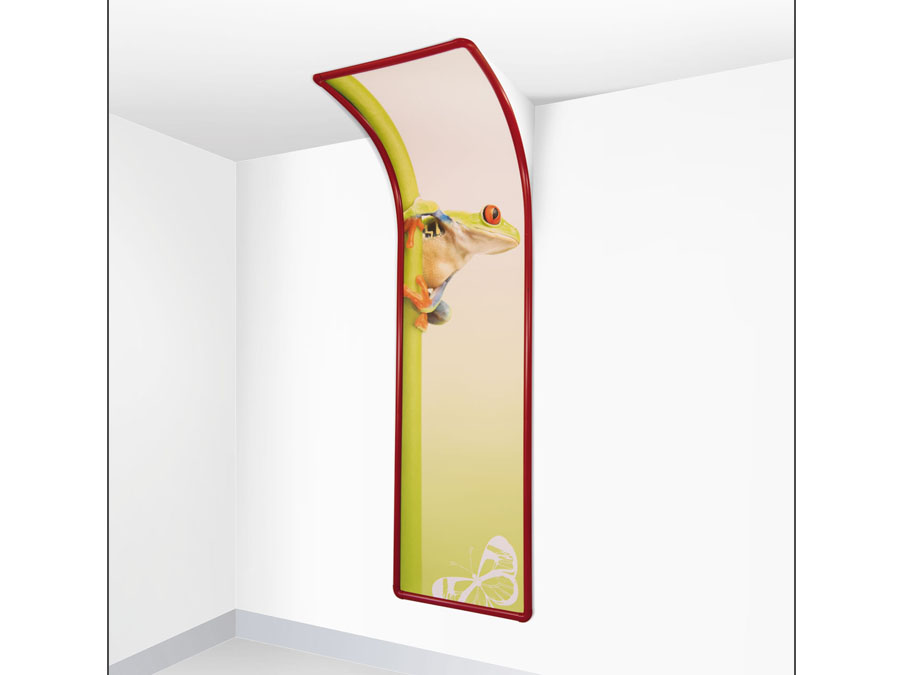 Panorama 3D Bilderrahmen - Galerie
